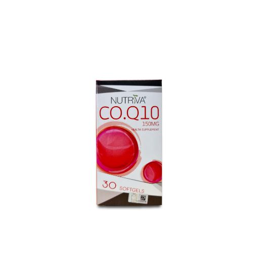 Picture of Nutriva® COQ10 150mg 30's