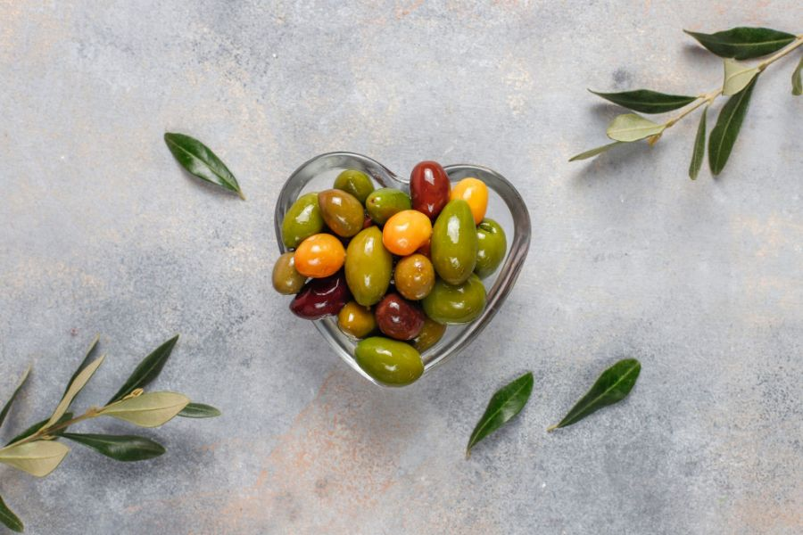 Olive: Your Healthy Choice